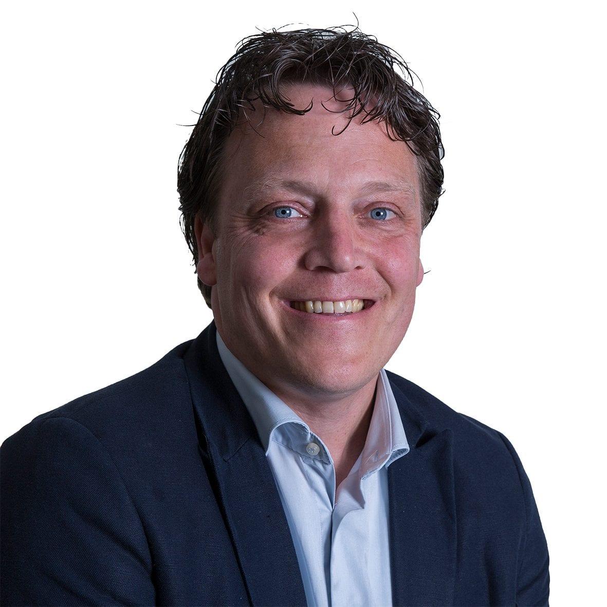Erik <br />van Hoof